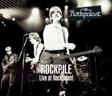Rockpile: Live At Rockpalast - Markthalle Hamburg, 12.1.1980 (CD + DVD), CD