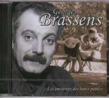 Georges brassens les amoureux des bancs publics cd - Les amoureux des bancs publics brassens ...