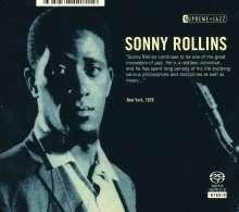 Sonny Rollins Supreme Jazz New York 1929 Sacd Jpc