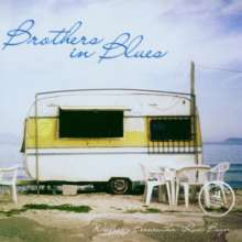 Wolfgang Bernreuther: Brothers In Blues - signiert, CD