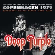 Deep Purple: Live In Copenhagen 1972