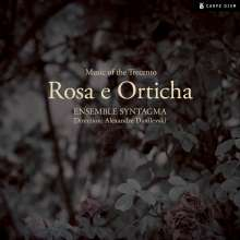 Ensemble Syntagma - Ros e Orticha, CD