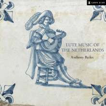 Anthony Bailes - Lute Music of the Netherlands, CD
