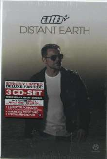 ATB: Distant Earth (Deluxe Fan-Box), 3 CDs