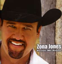 Zona Jones: Prove Me Right, CD