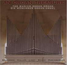 Andreas Götz - An Organ Treasure, SACD