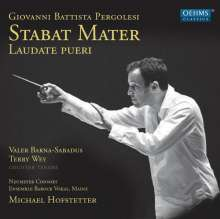 Giovanni Battista Pergolesi (1710-1736): Stabat Mater, CD