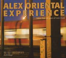 Alex Oriental Experience: More Than 40 Years Of Rock Music, 3 CDs