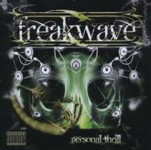 Freakwave: Personal Thrill, CD