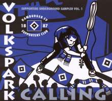 Volkspark Calling Vol.1 (Digipack), CD