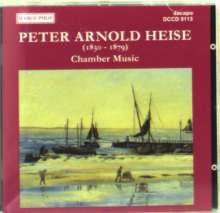 Peter Heise (1830-1879): Klavierquintett in F, CD