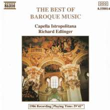 The Best of Baroque, CD