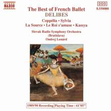 Leo Delibes (1836-1891): Ballettmusik, CD