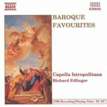 Baroque Favourites, CD