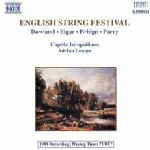 English String Festival, CD