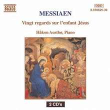 Olivier Messiaen (1908-1992): Vingt Regards sur l'Enfant Jesus, 2 CDs