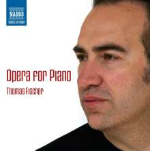 Thomas Fischer (ehemals Emmerling) - Opera for Piano, CD