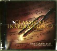 Classical Inspirations Vol.2, CD