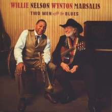Willie Nelson & Wynton Marsalis: Two Men With The Blues: Live In The Allen Room 2007, CD