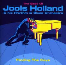Jools Holland Finding The Keys Best Of Cd