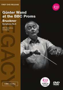 Günter Wand at the BBC Proms, DVD