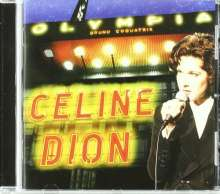 Celine Dion: A L'olympia, CD