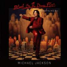 Michael Jackson: Blood On The Dance Floor - In The Mix, CD