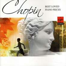 Chopin - Best-Loved Piano Pieces, CD