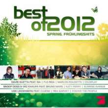 Best Of 2012: Spring. Frühlingshits, 2 CDs