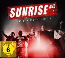 Sunrise Avenue: Out Of Style (Live Edition) (CD + DVD), CD