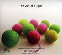 NFM Wroclaw Chamber Orchestra - The Art of Fugue, CD
