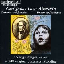 Carl Jonas Love Almqvist (1793-1866): Dreams and Fantasies, CD