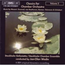 Classics for Chamber Orchestra, CD