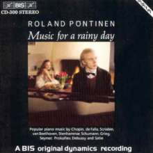 Roland Pöntinen - Music for a rainy day I, CD