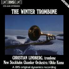 C.Lindberg,Posaune - The Winter Trombone, CD