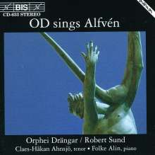 Hugo Alfven (1872-1960): Chorwerke, CD
