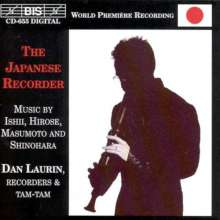 Dan Laurin - The Japanese Recorder, CD