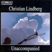 Christian Lindberg - Unaccompanied, CD