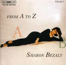 Sharon Bezaly - From A To Z Vol.1, CD