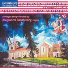Antonin Dvorak (1841-1904): Symphonie Nr.9 (Orgelversion), CD