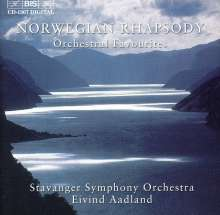 Norwegian Rhapsody - Orchestral Favourites, CD