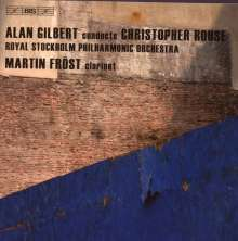 Christopher Rouse (geb. 1949): Symphonie Nr.1, CD
