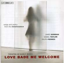 Love Bade Me Welcome, CD