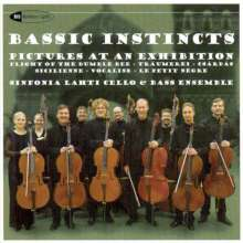 Bassic Instincts - Popular Works for Low Strings, CD