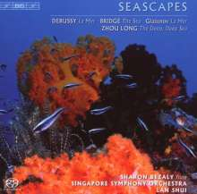 Singapore Symphony Orchestra - Seascapes, SACD