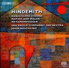 Paul Hindemith (1895-1963): Symphonie