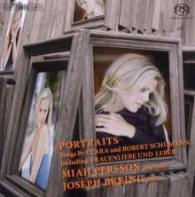 Miah Persson - Portraits, SACD
