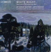 Norwegian Soloist's Choir - White Night, SACD