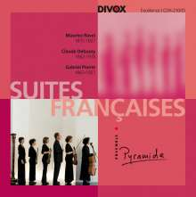 Ensemble Pyramide - Suites Francaises, CD