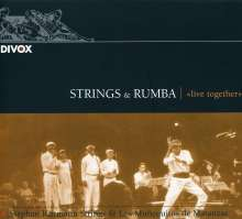 Kurmann Stephan -Strings-: Strings & Rumba, CD